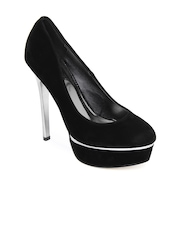 Carlton London Women Black Pumps