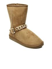 Carlton London Women Brown Boots