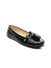 Carlton London Women Black Flat Shoes