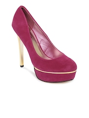 Carlton London Women Pink Pumps