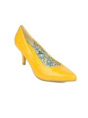 Carlton London Women Yellow Heels