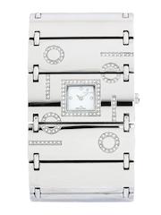Carpe Diem Women White Dial Watch