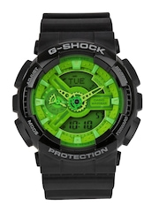Casio G-Shock Men Black Analogue & Digital Watch