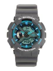 Casio G-Shock Men Grey Analogue & Digital Watch G507