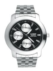 Casio Men Analog Black Watch