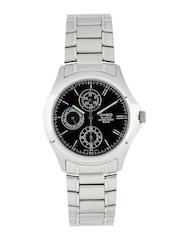 Casio Men Black Dial Watch
