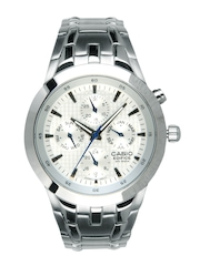 Casio Men Edifice Steel Watch