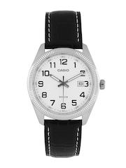Casio Enticer Men Black Analogue Watch (A490) MTP-1302L-7BVDF
