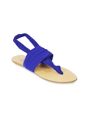 Catwalk Women Blue Sandals