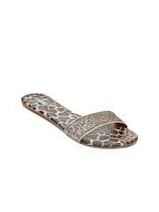 Catwalk Women Brown & Beige Sandals