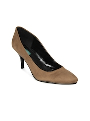 Catwalk Women Brown Pumps