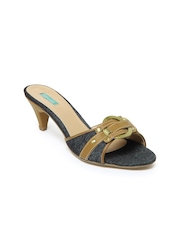 Catwalk Women Black & Brown Heels