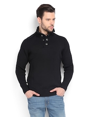 Celio Men Black Sweater