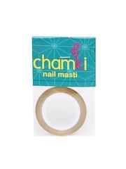 Chamki Gold-Toned Striping Tape