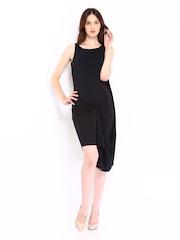 Chemistry Black Jersey Dress