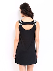 Chemistry Black Shift Dress