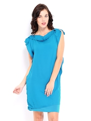 Chemistry Blue Shift Dress