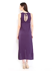 Chemistry Purple High-Low Dress