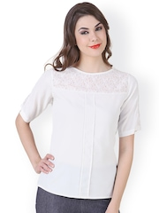 Cherymoya Women White Top