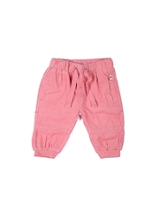 Chicco Unisex Pink Trousers