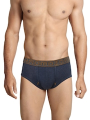 Chromozome Denim Edition Men Blue Briefs DN-02