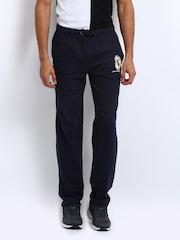 Chromozome Men Navy Explorer Track Pants