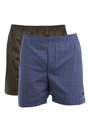 Chromozome Men Pack of 2 Assorted Boxers