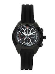 Citizen Men Black Dial Eco-Drive Watch CA0285-01E