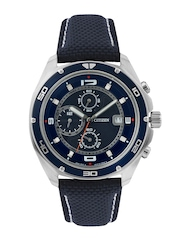 Citizen Men Greyish Blue Dial Watch