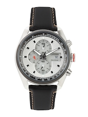 Citizen Men Silver Toned Dial Watch