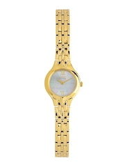 Citizen Women Pearly White Dial Eco-Drive Watch