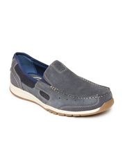 Clarks Men Blue Ramada Spanish Casual Shoes