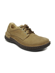 Clarks Men Brown Nature Three Casual Shoes