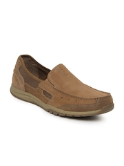 Clarks Men Brown Ramada Spanish Casual Shoes