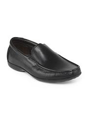 Clarks Men Black Semi-Formal Shoes
