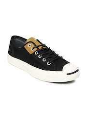 Converse Unisex Black Casual Shoes