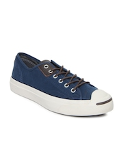 Converse Unisex Blue Jack Purcell LTT Casual Shoes
