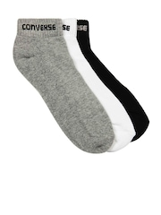 Converse Unisex Pack of 3 Socks
