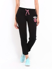 Converse Women Black Track Pants
