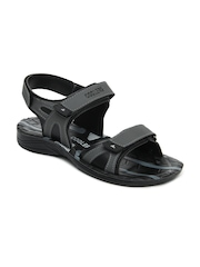 Coolers Men Grey Sandals