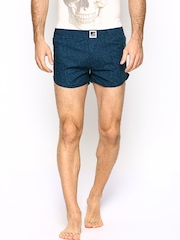 MTV Roadies by Crusoe Men Navy Printed Boxers R05