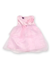 Cupcake Girls Pink Fit & Flare Dress