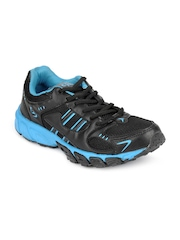Cyke Men Black Trance Sports Shoes