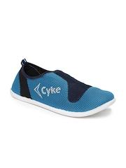 Cyke Men Blue Casual Shoes