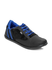 Cyke Men Black Tracer casual Shoes
