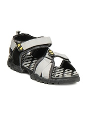 Cyke Men Grey Flash Sandals