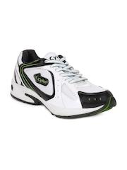 Cyke Men White Sports Shoes
