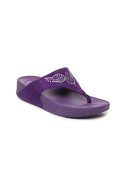 Cyke Women Purple Floria Sandals