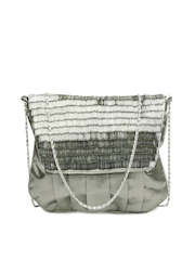 D Muse Grey Sling Bag