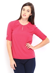 D Muse Women Pink Top